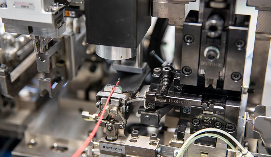 高性能検査機によりより安心・安全な製品づくりへ。